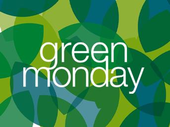 ESG Investing: Green Monday Logo