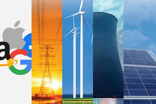 Big Tech Data and Public Utility Facilities