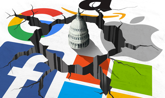 Government Breaking Up Big Tech Companies