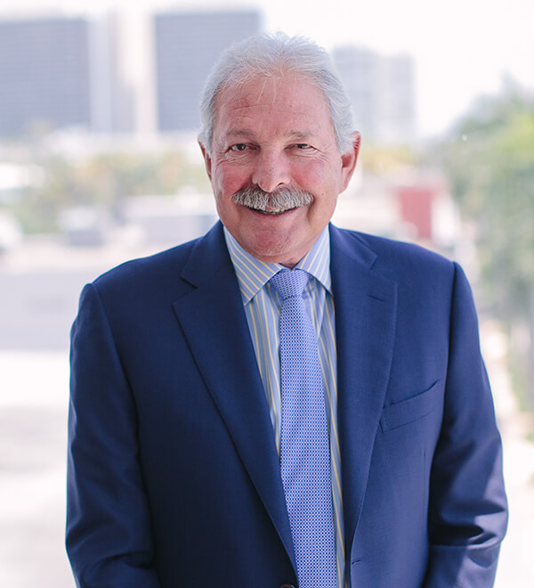 George Brod, Crystal's Investment Committee Chairman