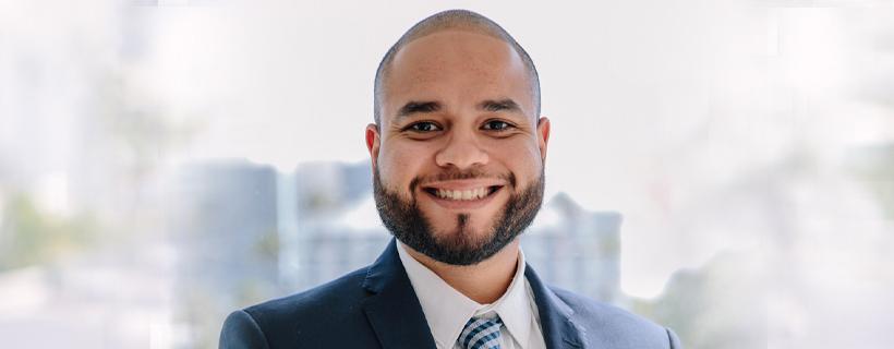 Crystal Capital Partners Profile Photo of Michael Perez - Front-end Web Developer