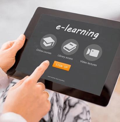 E-Learning Companies: iPad