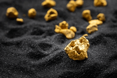 Bitcoin Reserve Currencies Vol3: Gold Being Dug Out