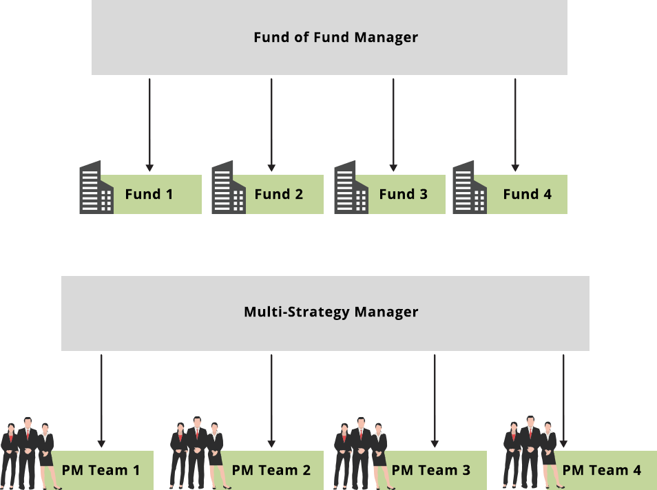 Multi-Strategy Hedge Funds Explained: Difference Between Multi Strategy Hedge Funds And Fund Of Funds