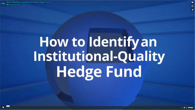 Qualitative Research Hedge Fund Video