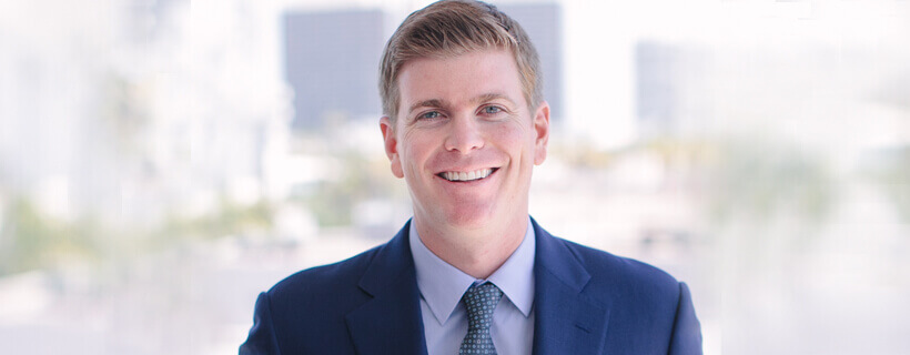 Crystal Capital Partners Profile Photo of Andrew Jensen - Senior VP Sales