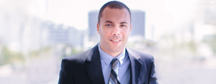 Crystal Capital Partners Profile Photo of Anthony Handy - Controller