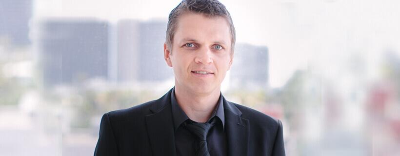 Crystal Capital Partners Profile Photo of Darius Petrosius - IT Manager