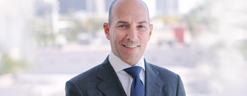 Crystal Capital Partners Profile Photo of Golan Lewkowicz - Senior VP Sales