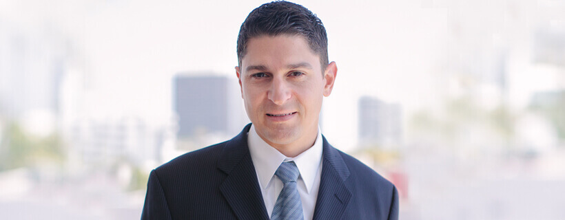 Crystal Capital Partners Profile Photo of Michael Hoyer - Chief Financial Officer