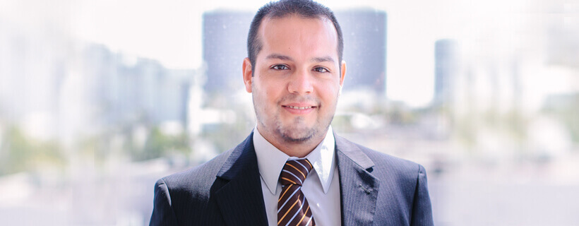 Crystal Capital Partners Profile Photo of Ignacio Almada - Senior Accountant
