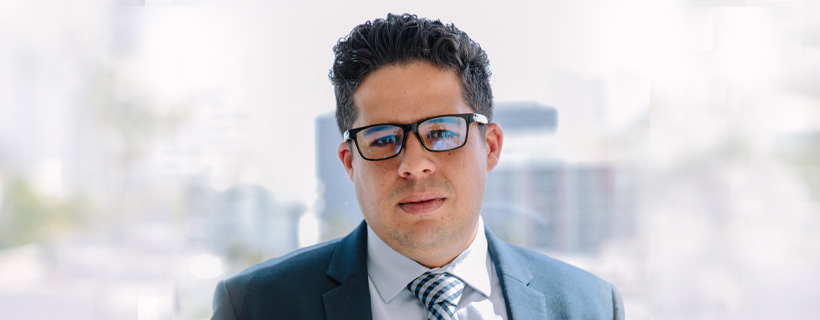 Crystal Capital Partners Profile Photo of Oscar A. Campos - Chief Compliance Officer