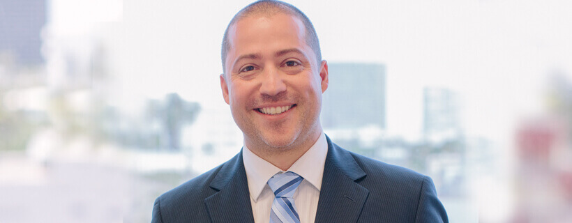 Crystal Capital Partners Profile Photo of Salomon Gorin - Chief Technology Officer