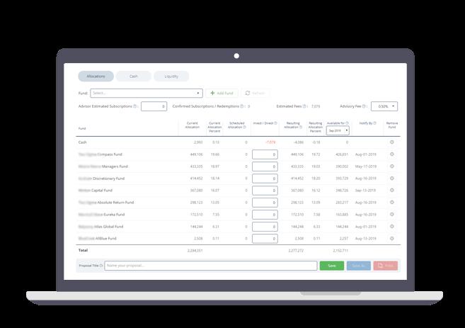 Portfolio Management Tools for Monitoring and Rebalancing