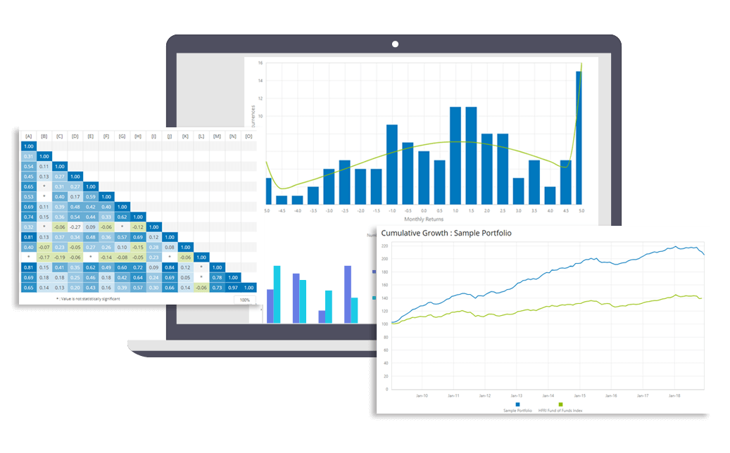 Portfolio Management Tools for Robust Quantitative Analytics